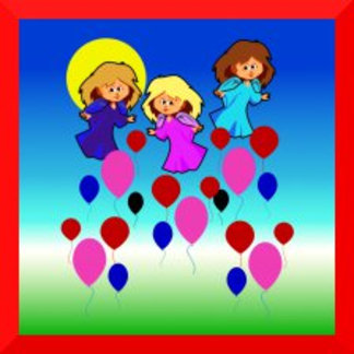 Angels and Balloons