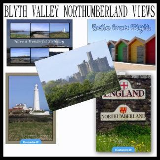 Blyth Valley Northumberland Views