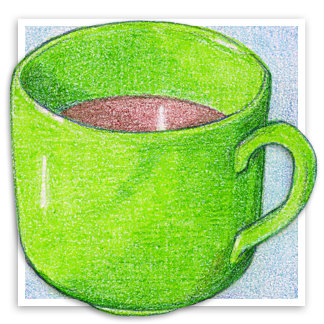 Tea in Green