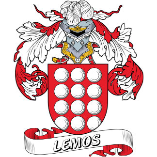 Lemos Family Crest