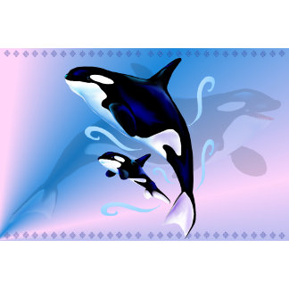 Marine Mammals_Orca and Dolphins