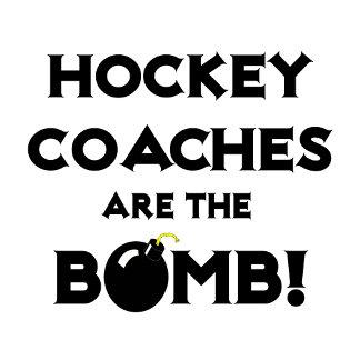 Hockey Coaches Are The Bomb!