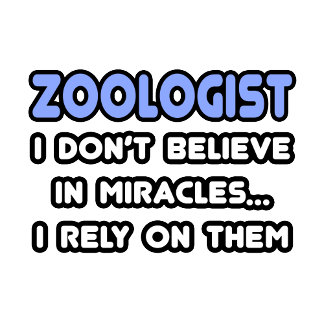Miracles and Zoologists