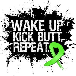 Lymphoma Wake Up Kick Butt Repeat