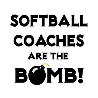 Softball Coaches Are The Bomb!
