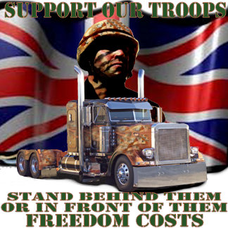 Support British Troops