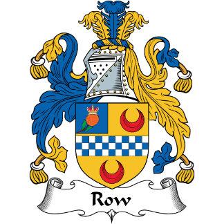 Row Family Crest