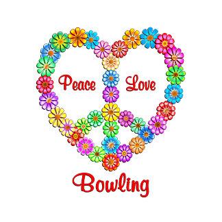 Bowling Peace Love