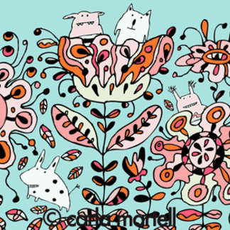 Friendly Flower Monsters