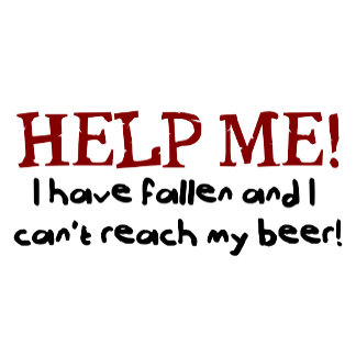 Can't Reach my BEER