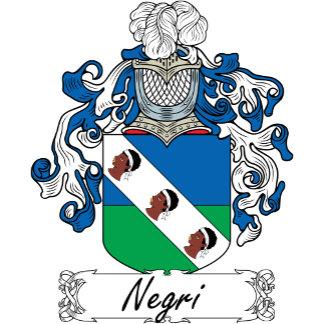 Negri Family Crest