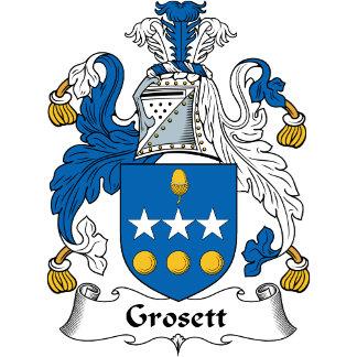 Grosett Family Crest