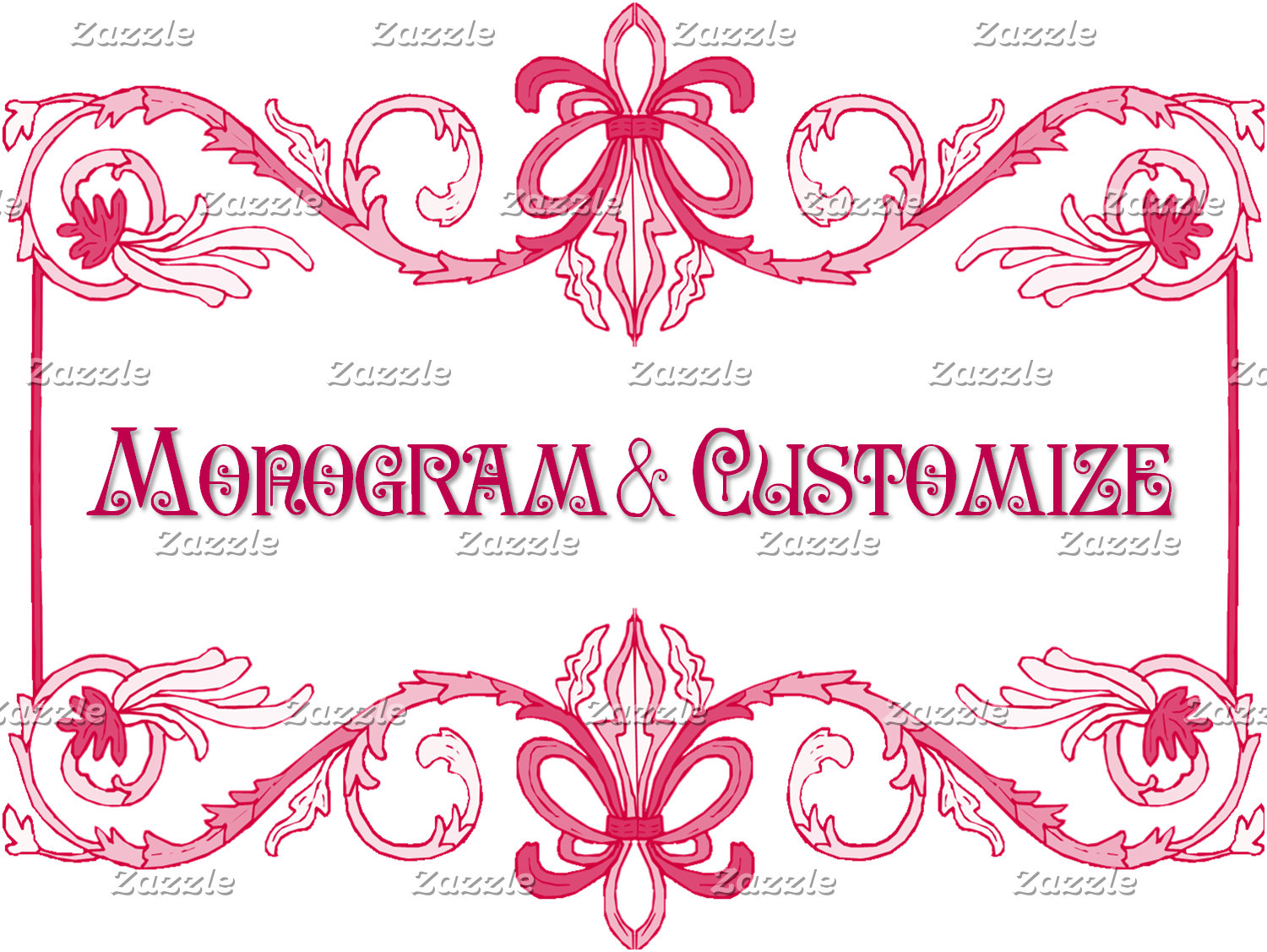 Monogram & Customize