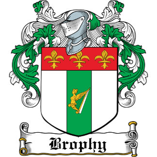 Brophy Coat of Arms
