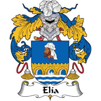 Elia Family Crest