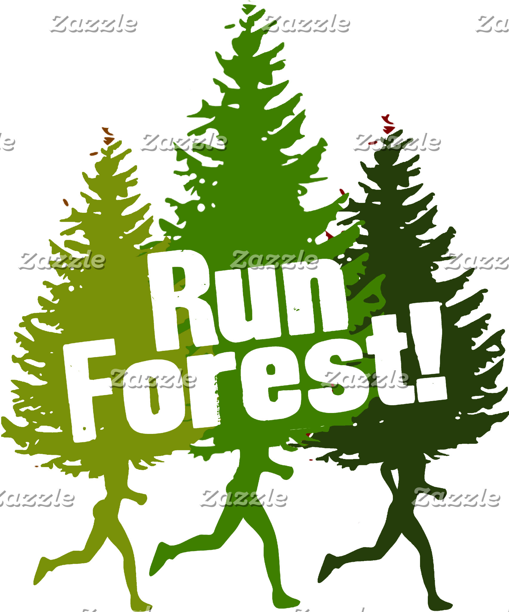 Run Forest Earth Day