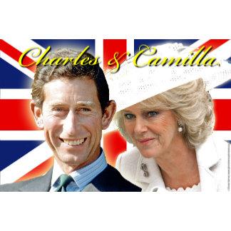 TRH Prince Charles and Duchess of Cornwall