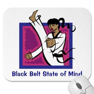 Black Belt State of Mind