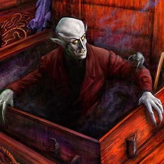 Nosferatu Vampire