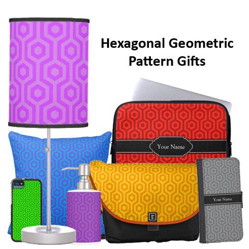 Hexagonal Geometric Pattern