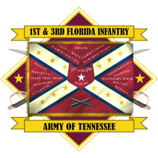 1st - 3rd Florida Infantry