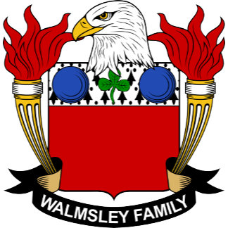 Walmsley Coat of Arms