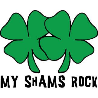 My Shams Rock T-Shirt