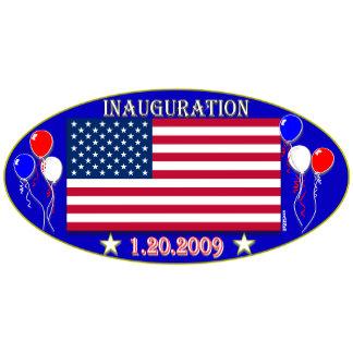 Inauguration Oval