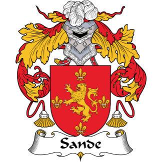 Sande Family Crest