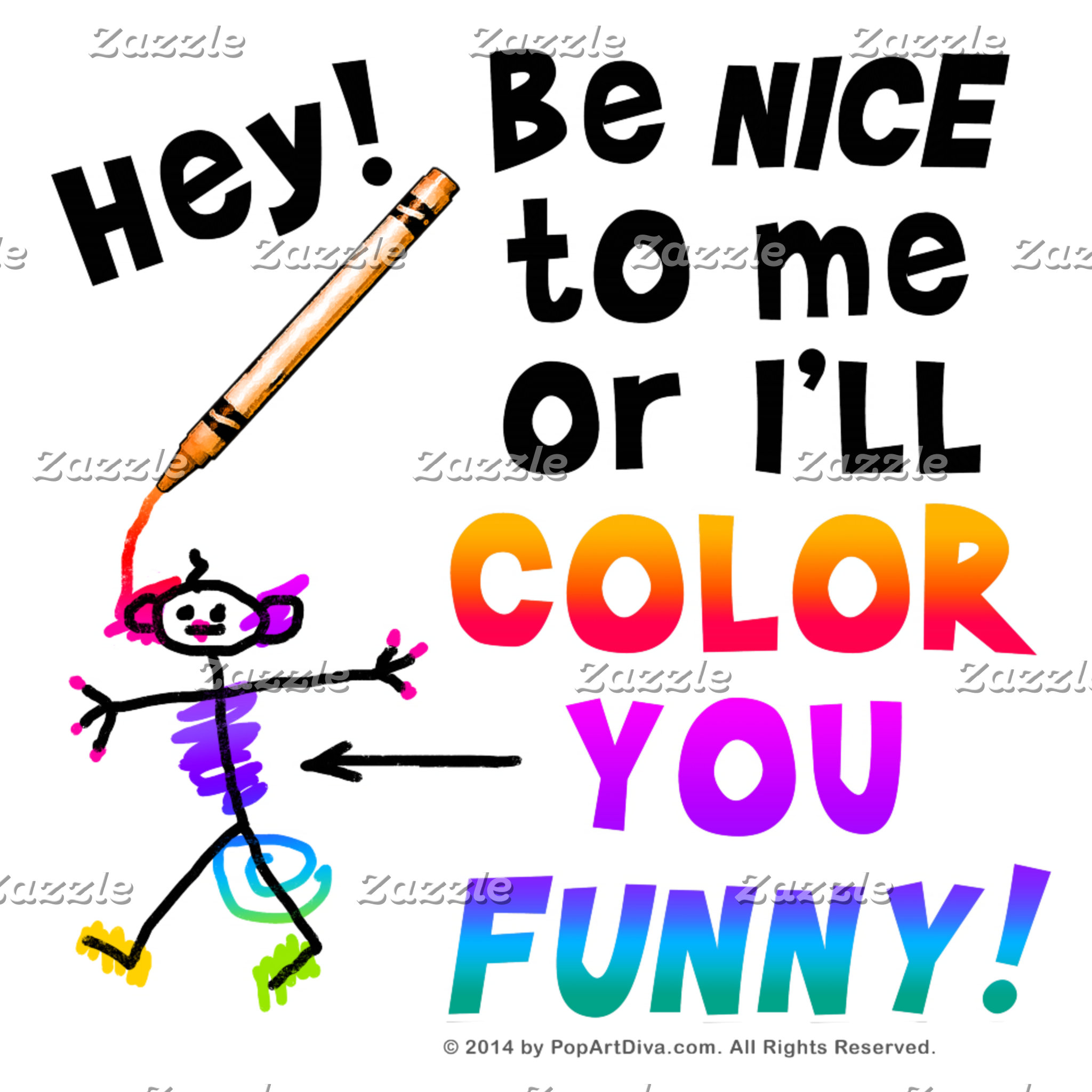 b7. COLOR YOU FUNNY