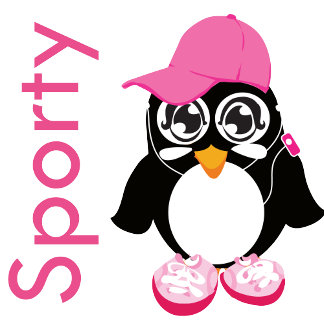 Sporty Penguin Gifts