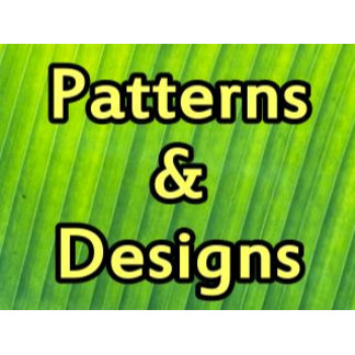 Patterns and designs from weird to cool