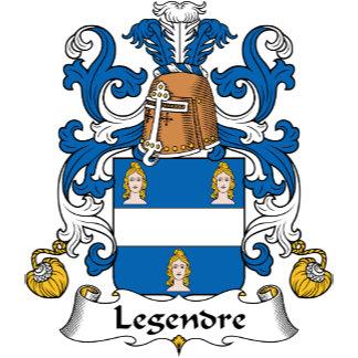 Legendre Family Crest