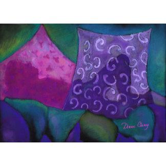 The Hideaway - Purple and Magenta Heaven