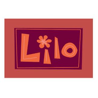 Lilo Text