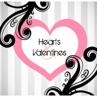 Hearts and Valentines day