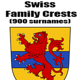 Swiss Family Crests