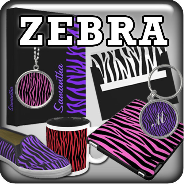 Zebra Gifts
