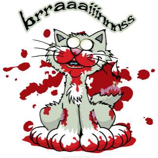 Zombie Kitty Brains!!