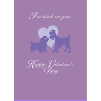 Lady and the Tramp Valentine Card