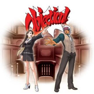 Objection! Mia & Godot
