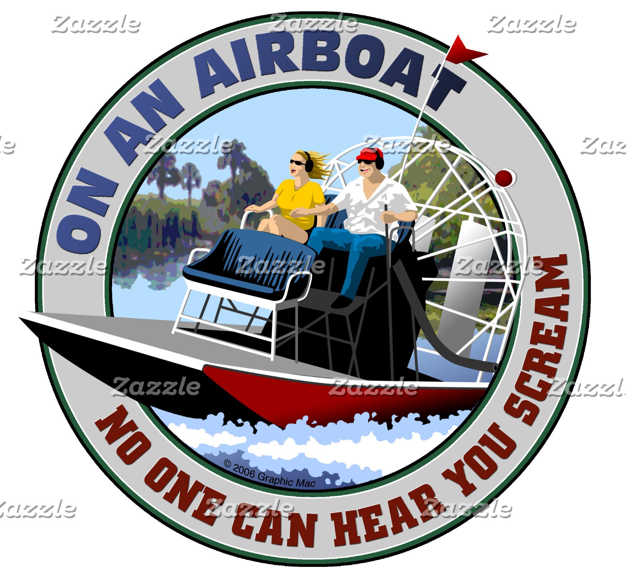 Boating, Fishing and Hunting