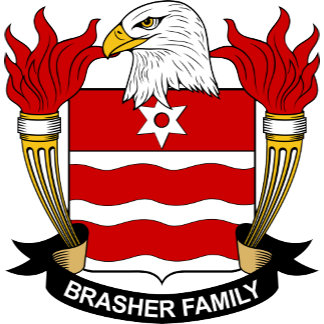Brasher Coat of Arms