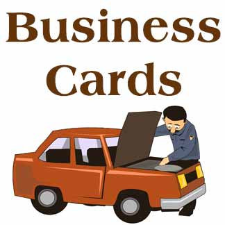 Biz Cards for your business