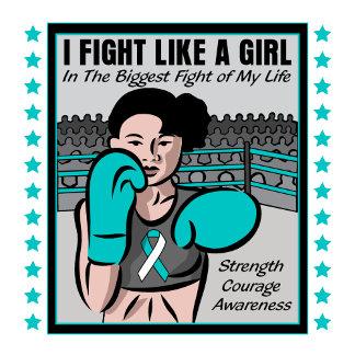 Cervical Cancer I Fight Like A Girl Battle