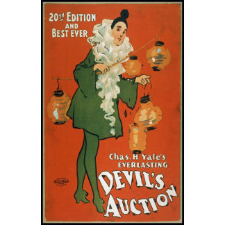 Vintage Posters, Ads, and Shows