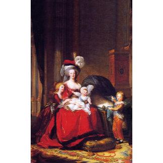Vigée-Lebrun - Marie Antoinette and her children,