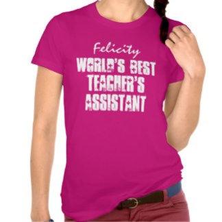 ASSISTANT Teacher Assistant
