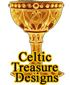 Celtic Treasure Artwork Cards & Gifts