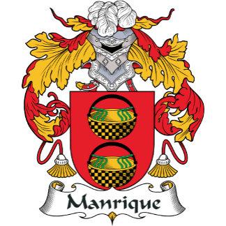Manrique Family Crest